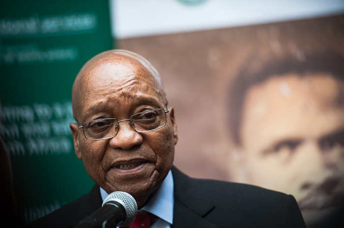 """I was Poisoned"" – Zuma"