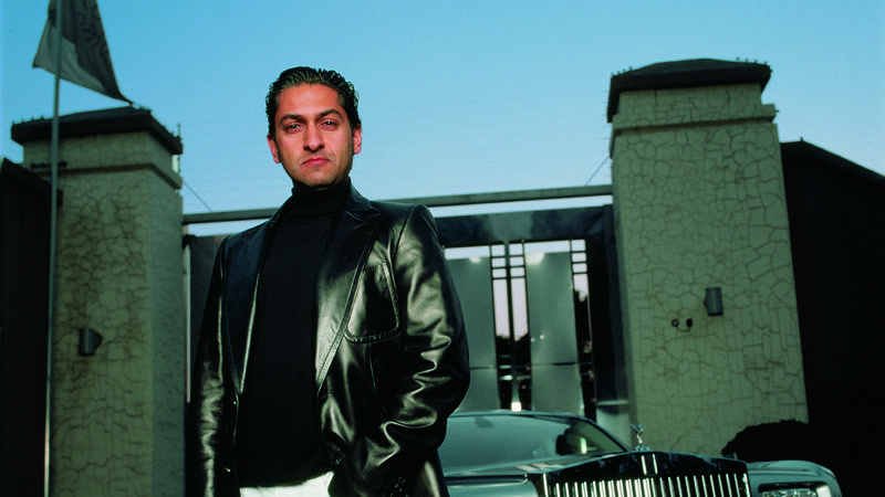 Zunaid Moti jailed in Germany