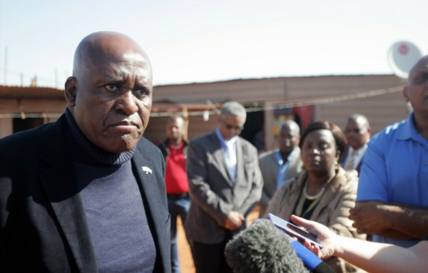 Will axed Hawks boss Ntlemeza report for duty on Tuesday?