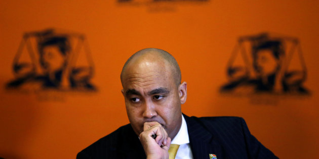 Zuma's Fate In NPA boss Shaun Abrahams' Hands