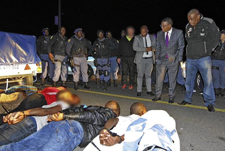 Mbalula set to face grilling over wrongful Marikana arrests