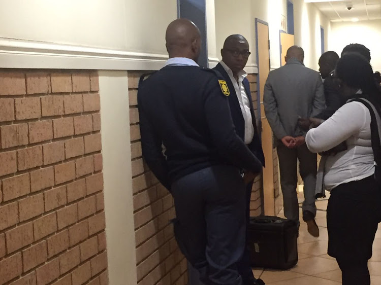 Nervous Manana awaits his fate in court