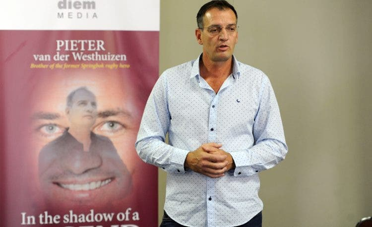 Late Springboks legend Joost van der Westhuizen's brother shoots two robbers dead in church