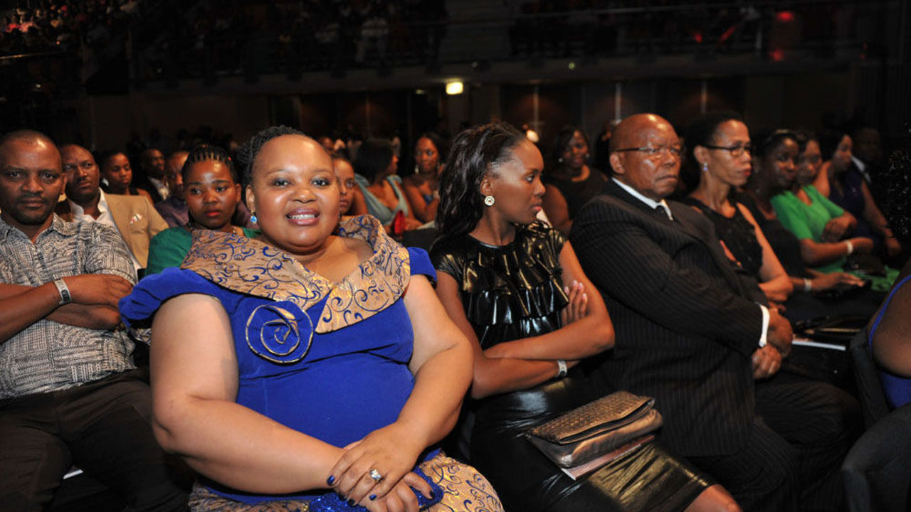 Former first lady once again denies involvement in plot to kill Zuma