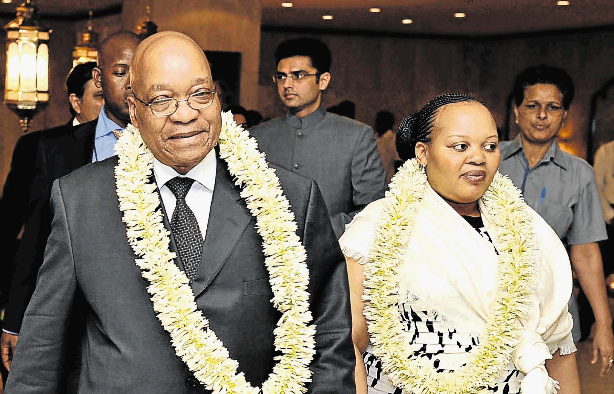 'MaNtuli' Zuma's 'five years of hell' since poisoning allegation