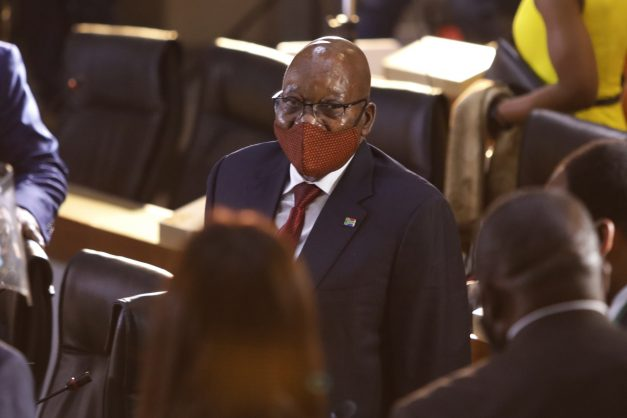 Zuma's attorneys miss deadline to oppose Zondo's ConCourt bid