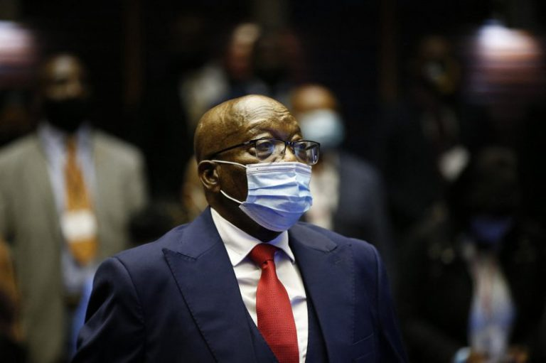 Rescission application by Zuma would be 'bizarre' – legal expert
