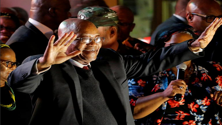 Zuma foundation, family delighted over Concourt's decision to hear ex-president's bid to stay out of jail